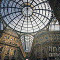 Galleria Vittorio Emanuele II - Milan by Andrea Busco