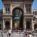 Galleria Vittorio Emanuele. Milan by Jouko Lehto