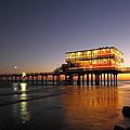 Galveston Fishing Pier 2am-108856 by Andrew McInnes