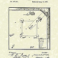 Game 1887 Patent Art by Prior Art Design
