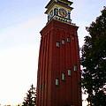 Gananoque Clock Tower by Lingfai Leung