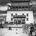 Gandantegchenling Monastery by Andrew Matwijec