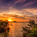 Gandy Sunset by Marvin Spates