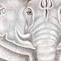 Ganesh by Adam Wood