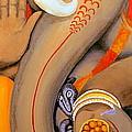 Ganesh by Ann Sokolovich