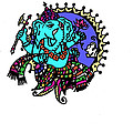 Ganesh by Kimberly Dawn Clayton