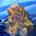 Ganesh by Mila Kronik