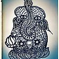 Ganesh by Vamika Andy