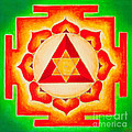 Ganesh Yantra Is A Powerful Tool That Removes All The Obstacles by Raimond Klavins