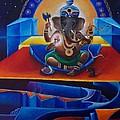 Ganesha by Wolfgang Schweizer