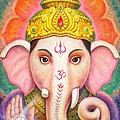 Ganesha's Blessing by Sue Halstenberg