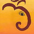 Ganpati- Om by Melissa Vijay Bharwani