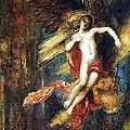 Ganymede by Gustave Moreau
