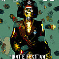 Gasparilla Pirate Fest 2015 Full Work by David Lee Thompson