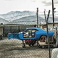 Garage Days Palm Springs by William Dey