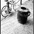 Garbage Bike  by The Artist Project