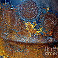 Garbage Can Abstract by Ed Weidman