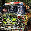 Garcia Vw Bus by Angela Murray