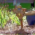 Garden Angel by Gordon Elwell