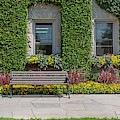Garden At Niagara Parks School by Panoramic Images