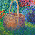 Garden Basket by Jimmie Trotter