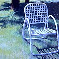 Garden Chair by Mary McInnis
