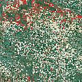Garden City Kansas by USGS Landsat