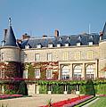 Garden Facade Photo by French School