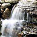 Garden Falls by Gene Tatroe