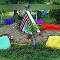 Garden Galaxy by Augusta Stylianou