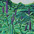 Garden Mint by Bridget Brummel