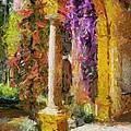 Garden Of Eden by Dragica  Micki Fortuna