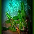 Garden Of Eden Light by Susanne Van Hulst