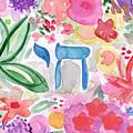 Garden Of Life by Linda Woods