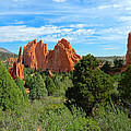 Garden Of The Gods by Dan Miller