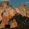 Garden Of The Gods by Michael Kirk