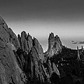 Garden Of The Gods by Ray Sheley