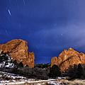 Garden Of The Gods Star Storm by Darren  White