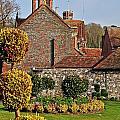 Garden Of Winchester by Elvis Vaughn