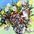 Garden Party by Sherry Shipley
