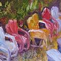 Garden Party by Susan Elizabeth Jones
