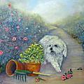 Garden Path by Loretta Luglio