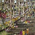Garden Picnic by Basant Soni