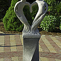 Garden Sculpture by David Freuthal