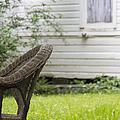 Garden Seat by Margie Hurwich