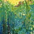 Garden Sunrise by Hannah Bailey