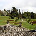 Garden View - Powerscourt Garden by Christiane Schulze Art And Photography
