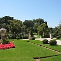 Garden Villa Ephrussi by Christiane Schulze Art And Photography
