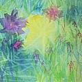 Garden Vortex by Ellen Levinson