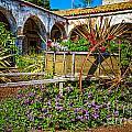 Garden Wagon by Ronald Lutz